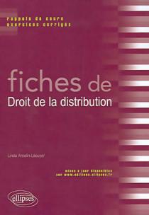Fiches de droit de la distribution