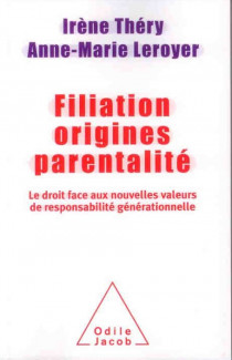 Filiation - Origines - Parentalité