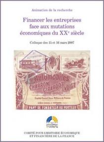 Financer les entreprises face aux mutations économiques du XXe siècle