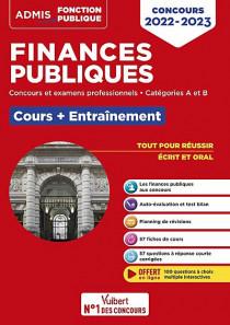 Finances publiques : concours 2022-2023