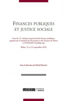 Finances publiques et justice sociale [EBOOK]