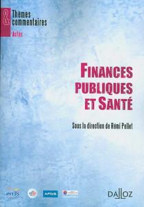 Finances publiques et santé