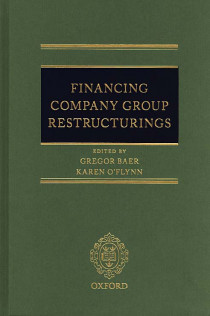 Financing Compagny Group Restructuring