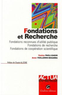 Fondations et recherche