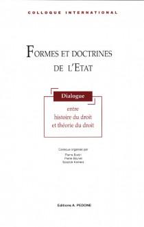Formes et doctrines de l'Etat