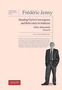 Frédéric Jenny - Standing Up for Convergence and Relevant in Antitrust
