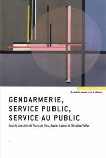 Gendarmerie, service public, service au public