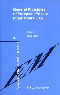 General Principles of European Private International Law