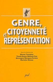 Genre, citoyenneté et représentation