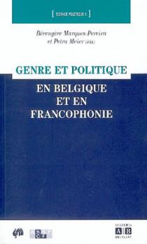 Genre et science politique en Belgique et en Francophonie