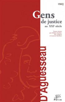 Gens de justice au XXIe siècle