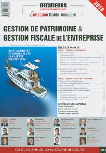 Gestion de patrimoine & gestion fiscale de l'entreprise 2010