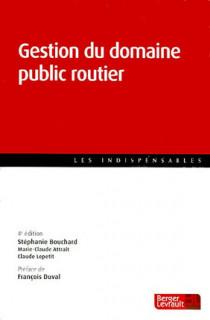 Gestion du domaine public routier
