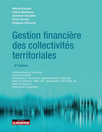 Gestion financière des collectivité territoriales