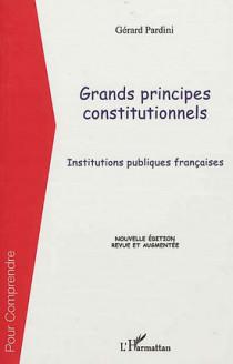 Grands principes constitutionnels