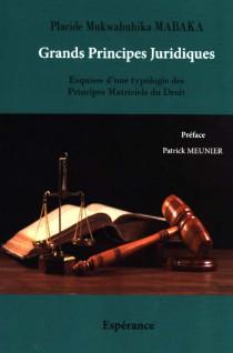 Grands principes juridiques
