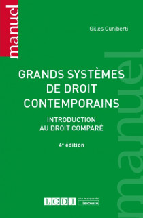 [EBOOK] Grands systèmes de droit contemporains