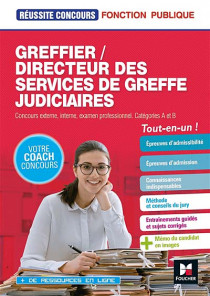 Greffier / Directeur des services de greffe judiciaires