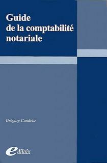 Guide de la comptabilité notariale