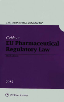 Guide to EU Pharmaceutical Regulatory Law