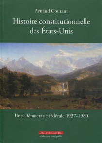 Histoire constitutionnelle des Etats-Unis
