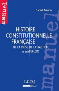 Histoire constitutionnelle française