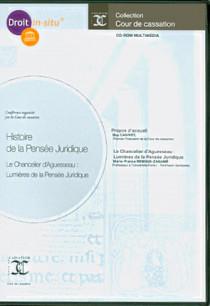 Histoire de la pensée juridique (coffret 1 CD-Rom)