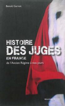 Histoire des juges en France