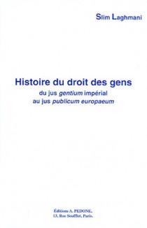 Histoire du droit des gens