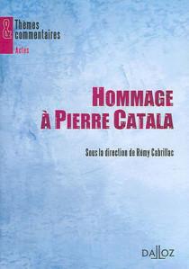 Hommage à Pierre Catala
