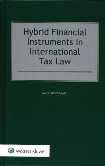 Hybrid Financial Instruments in International Tax Law