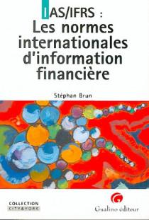 IAS/IFRS : les normes internationales d'information financière