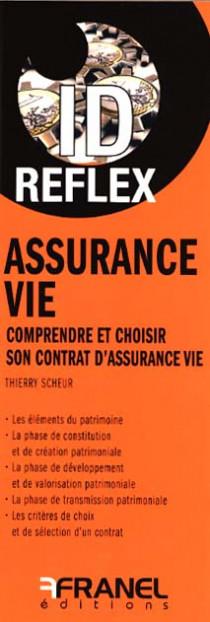 ID reflex assurance vie (dépliant recto-verso)