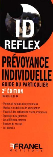 ID Reflex Prévoyance individuelle (dépliant recto-verso)