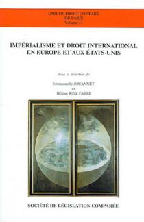 Impérialisme et droit international en Europe et aux Etats-Unis
