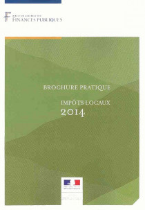 Impôts locaux : brochure pratique 2014