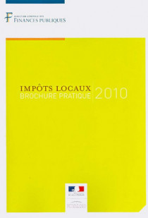 Impôts locaux : brochure pratique 2010