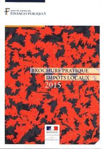 Impôts locaux : brochure pratique 2015