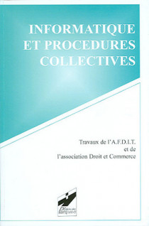 Informatique et procédures collectives