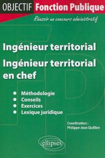 Ingénieur territorial - Ingénieur territorial en chef