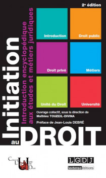 Initiation au droit