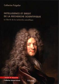 Intelligence et droit de la recherche scientifique