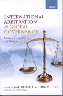 International Arbitration & Global Governance