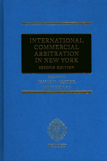 International Commercial Arbitration in New York