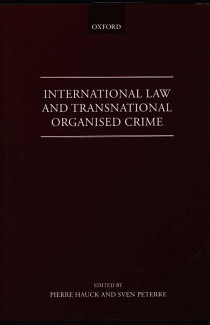 International Law and Transational Organised Crime