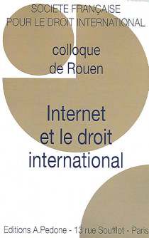 Internet et le droit international