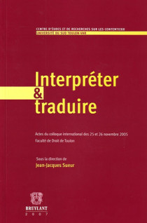 Interpreter et traduire
