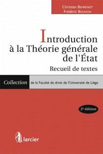Introduction à la Théorie générale de l'État