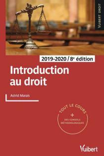 Introduction au droit 2019-2020