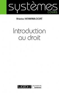 [EBOOK] Introduction au droit